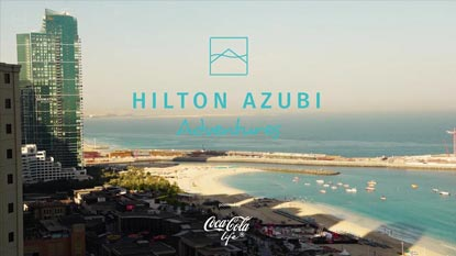 Dubai is calling! Hilton Azubi Adventures