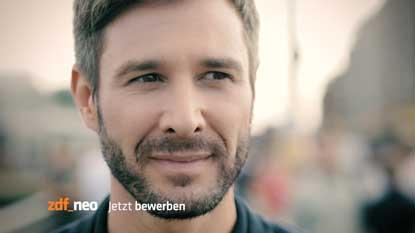 ZDFneo Show mit Jochen Schropp